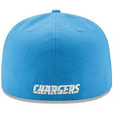 powder blue men u0027s new era powder blue los angeles chargers omaha 59fifty