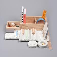 Desk Accessories Organizers Est Magazine Product Shkatulka Desk Accessories Products I