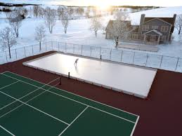 ez ice 60 minute backyard ice rink the green head