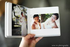 professional wedding albums wu photography san francisco wedding photographer