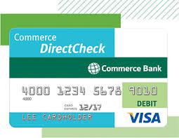 reload prepaid card with checking account directcheck card a payroll card for employers commerce bank