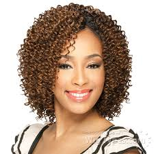 jheri curl hairstyles for women milky way que human hair blend weave short cut series jerry curl