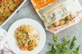 thanksgiving carrot side dish recipe garlic parmesan scalloped potatoes and carrots recipe
