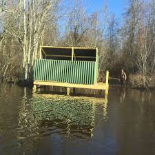 Blind Cost Bear Creek Plantation Nc Swamp Duck Blind Design Cadillac