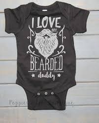 awesome baby shower gifts bearded bodysuit baby clothing unisex kids shirt