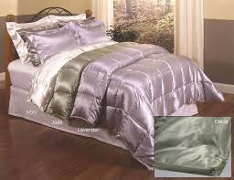Satin Bedding How To Add Value To Your Bedroom With Satin Comforter U2013 Trusty Decor