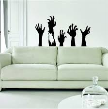 amazon com zombie hands decal sticker vinyl wall art kid boy girl amazon com zombie hands decal sticker vinyl wall art kid boy girl teen home kitchen
