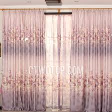 Purple Grey Curtains And Mystery Beautiful Polyester Purple Grey Ready Made