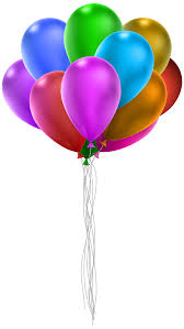 bunch of balloons balloon bunch transparent png clip image gallery