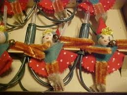 109 best vintage christmas string lights images on pinterest