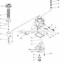 polaris w928727 parts list and diagram 1992