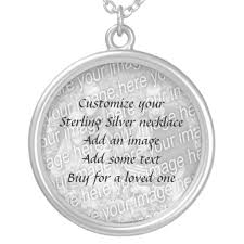customize your own necklace make your own necklace jewelry zazzle