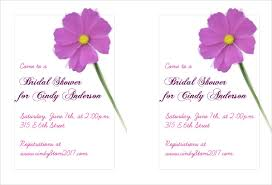 bridal shower invite wording free bridal shower invitations free premium templates