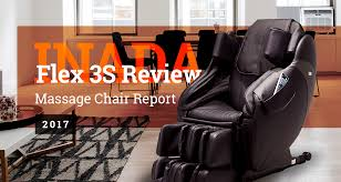 Inada Massage Chair Inada Flex 3s Review U2013 Massage Chair Report 2017 Chair Institute