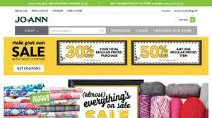 joann fabrics website joann fabric reviews 68 reviews of joann sitejabber