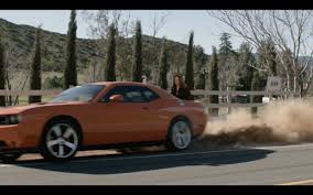 Dodge Challenger Orange - orange dodge challenger in mike u0026 molly tv series tv show scenes