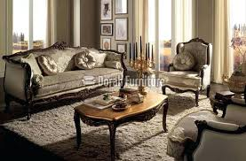 Used Living Room Set Living Room Set Furniture 7 Used Provincial Moohbe