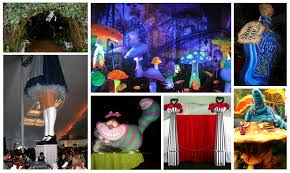 party rentals san francisco in theme and props rick herns