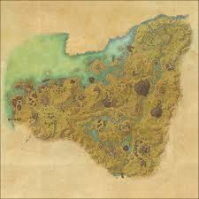 Treasure Map 3 Skyrim Tes Online Map Of Malabal Tor