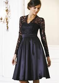 lace black bridesmaid dresses teatro lace sleeve prom