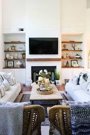 modern farm homes house to home part 1 living room makeover styled by herr