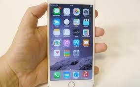 Popular iPhone 6 Plus é leve e elegante, mas perde para rivais em  #KB59