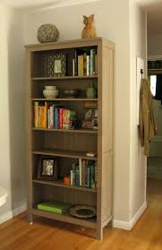Bookshelves For Sale Ikea by Ikea Hemnes Bookcase Gray Brown Inspirations U2013 Home Furniture Ideas