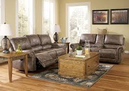 Reclining Sofas And Loveseats Spiller Furniture Mattress Oberson Gunsmoke Reclining Sofa