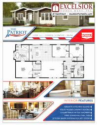 moble home floor plans 16x80 mobile home floor plans beautiful schult patriot