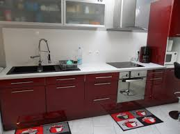 cuisines deco decoration de cuisine moderne 6 deco cuisines modernes 07162359 la e