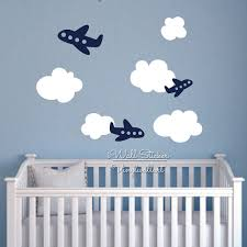 Baby Nursery Wall Decal by Online Get Cheap Airplane Wall Decals For Nursery Aliexpress Com