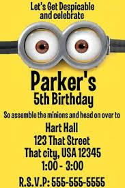 minions birthday party ideas despicable me party despicable me