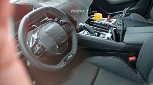 peugeot price usa 2018 peugeot 508 spied inside for the first time
