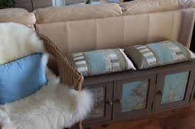 dos de canape ancien meuble haut de cuisine reconverti en meuble dos de canapé