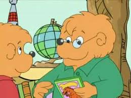 the berenstain bears count their blessings 1 2