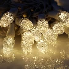 warm white led christmas lights c5 warm white led christmas lights white wire