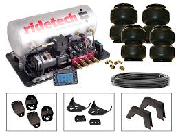 toyota tacoma suspension complete fbss airbag suspension kit 95 04 toyota tacoma level
