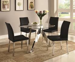 Elegant Dining Room Furniture Sets Glass Dining Room Table Sets Provisionsdining Com