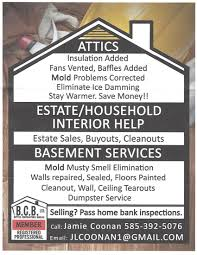 spring cleanouts with basement to attic solutions jim salmon