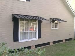 Decorative Metal Awnings Best 25 Window Awnings Ideas On Pinterest Diy Exterior Window