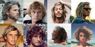 surfer haircut surfer hair for men cool beach men s hairstyles men s haircuts