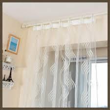 vorhang schlafzimmer modern haus design ideen