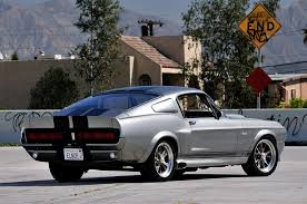 pret ford mustang in 60 seconds eleanor mustang sells for 1 million