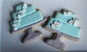 Wedding Cake Cookies Wedding Cake Cookies On Stands Lil U0027 Miss Cakes