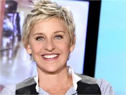 ellen degeneres hair blog about hair care and hairstyles