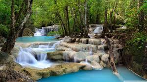tropical waterfall wallpaper 1366x768 jpg 1366 768 garden gallery for tropical scenery wallpaper waterfall wallpaper