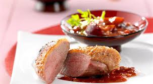 food recipe peking duck with plum sauce finedinglovers com