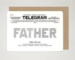 happy birthday telegrams telegram cards etsy
