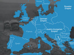 Germany On A World Map by Animated Map Shows How World War I Changed Europe U0027s Borders