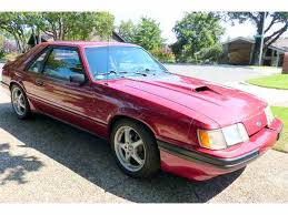 1984 mustang svo value 1984 to 1986 ford mustang for sale on classiccars com 26 available